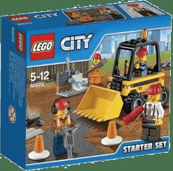 LEGO® City Demolition Demoliční práce – startovací sada