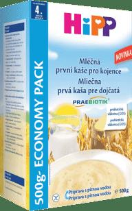 HIPP prvá kaša pre dojčatá (500 g) - mliečno-obilná kaša
