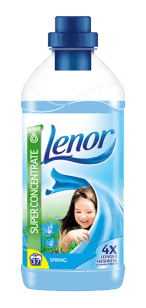 LENOR Spring (1,425 l) - płyn do płukania  (Premium klub)