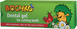 BOCHKO Dětský zubní gel 20 ml