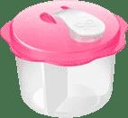 TESCOMA Dávkovací dóza na sušené mléko BAMBINI - růžová