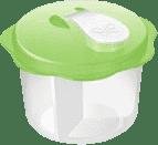 TESCOMA Dávkovací dóza na sušené mléko BAMBINI - zelená