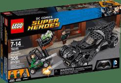 LEGO® Super Heroes Krádež kryptonitu