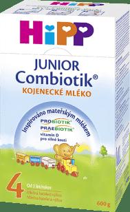 HIPP 4 JUNIOR Combiotik (600g) – kojenecké mléko