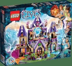 LEGO® Elves skyro a tajomný hrad pod nebom