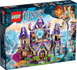 LEGO® Elves Skyra a tajemný hrad pod nebem