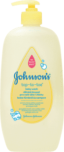 JOHNSON'S BABY Koupel tělo i vlásky 500 ml