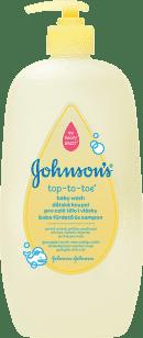 JOHNSON'S BABY Łagodny płyn do mycia ciała i włosów 500 ml