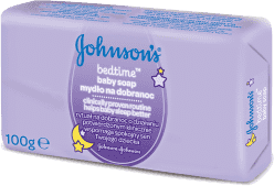 JOHNSON'S BABY Mýdlo dobré spaní 100g