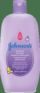 JOHNSON'S BABY Kojący płyn do kąpieli na dobranoc 500 ml
