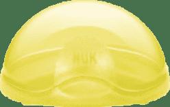 NUK Žltý ochranný box na cumlík