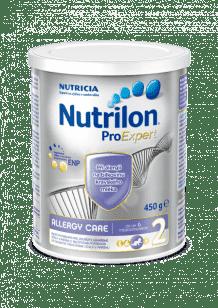 Hypoalergénne mlieka Nutrilon