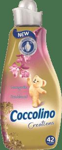 COCCOLINO Creations Honeysuckle & Sandalwood 1,5 l - aviváž