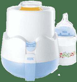 NUK Elektrická ohřívačka na kojenecké láhve THERMO RAPID