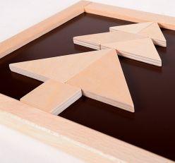 PILCH Magnetický tangram