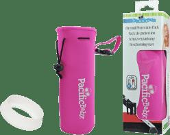 PACIFIC BABY Termoobal PACIFIC BABY + ochrana fľaše Ružový