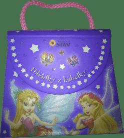 KNIHA Pohádky z kabelky fialové