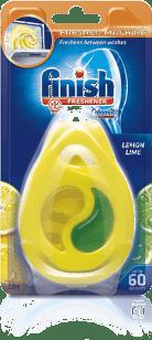 FINISH Osviežovač Citron & Limeta Easy Clip