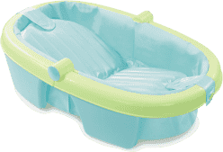SUMMER INFANT Kúpacia sedačka skladacia