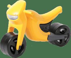 BRUMEE Jeździk BRUMEE SPEEDEE żółty