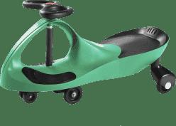 SUN BABY Jeździk Twist Car – zielony