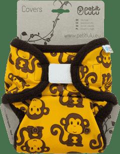 PETIT LULU Čokoládové opičky - vrchné nohavičky