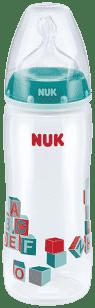 NUK Butelka First Choice + PP 360 ml – zielona