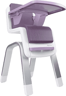 NUNA Jedálenská stolička Nu Zaaz - plum