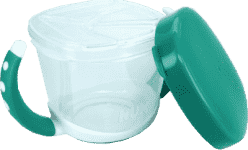 NUK EL Lunch box – niebieski