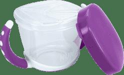 NUK EL Desiatový box - fialová