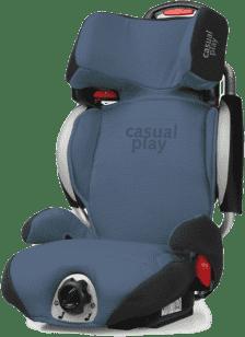 CASUALPLAY Autosedačka Protector 15-36 kg 2015 - Blue steel