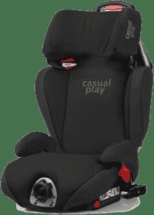 CASUALPLAY Fotelik samochodowy Protector Fix 15-36 kg 2016 - Ebony