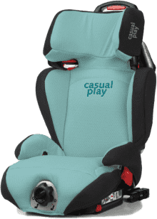 CASUALPLAY Autosedačka Protector Fix 15-36 kg 2015 - Baltic