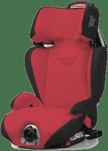 CASUALPLAY Fotelik samochodowy Protector Fix 15-36 kg 2015 - Flame