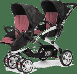 CASUALPLAY Wózek dla rodzeństwa Stwinner 2015 - Boreal