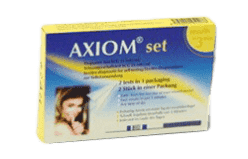 HBF Těhotenský test AXIOM® SET - 2 ks v balení