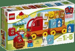 LEGO® DUPLO® Toddler Moja pierwsza ciężarówka