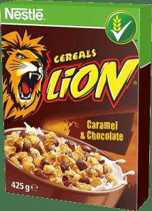 NESTLÉ Płatki Lion 425 g