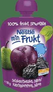 NESTLÉ NATURNES švestka a hruška 90g - ovocná kapsička