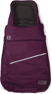 CASUALPLAY Śpiworek do wózka Sport Collection 2016 - Plum