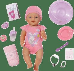 Baby born - Lalka interaktywna
