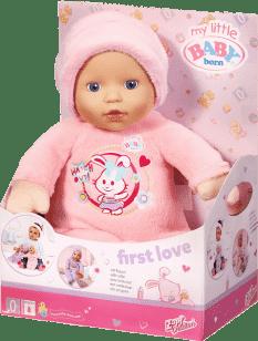 ZAPF My little Baby born, First Love, 30 cm