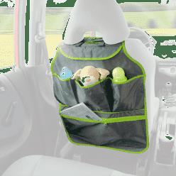 DIAGO Organizer do auta – zielony