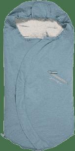 EASYGROW Lite Fusak do kočárku z bavlny a bambusu, Blue