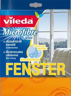 VILEDA Mikrohadřík na okna (1 ks)