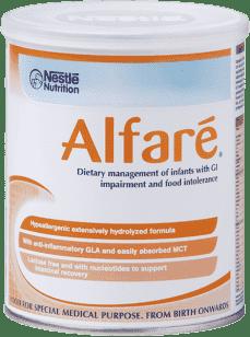 NESTLÉ Alfaré (400g) mléčná výživa - kojenecké mléko