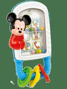 CLEMENTONI Mickey – Grzechotka telefon