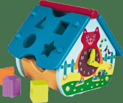 OOPS The Happy House! - Dřevěný domeček Město