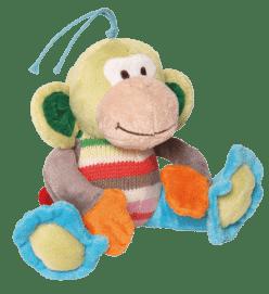 HAPPY HORSE Opička Mo Hudební