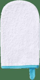 BABY ONO Žinka na umývanie froté, biela